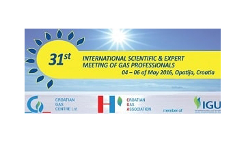 31st International Scientific & Expert Meeting of Gas Professionals