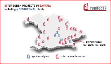 Turboden rafforza la sua Leadership in Baviera con un nuovo Impianto Geotermico