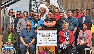 Turboden fornisce energia sostenibile alle Indigenous First Nations in Saskatchewan, Canada