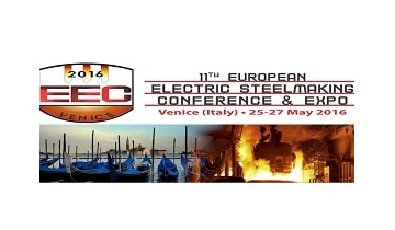 11th European Electric Steelmaking Conference