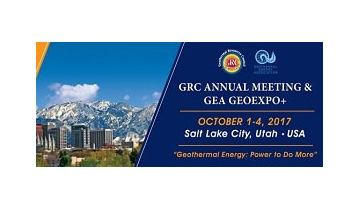 GRC Annual Meeting & GEA Geoexpo