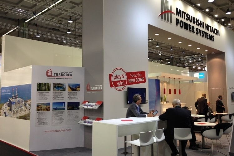 Turboden Sponsor at PowerGen Europe 2016