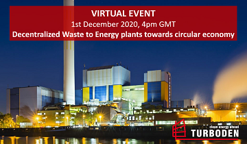 Virtual Event - Energy from Waste