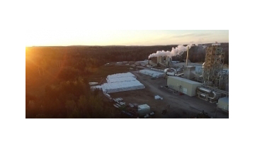 Maine Woods Pellet Co. chooses Turboden ORC Technology  Instead of Traditional Steam